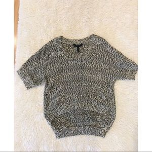 BCBG Maxazria top/ sweater high low size XXS